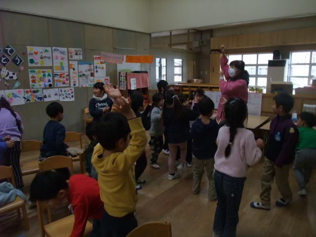 なかの幼稚園 劇